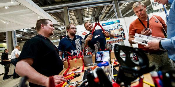 El & TEKNIK:  Vind i sejlene til Danmarks største el-fagmesse
