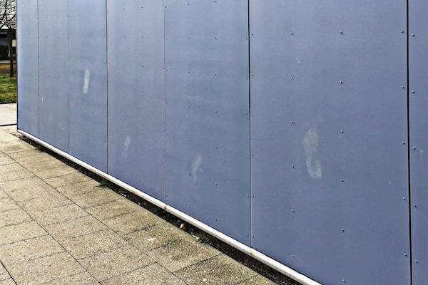 Boligforeninger sparer tusindvis af kroner på vedligehold og udgifter til graffiti med robust facadebeklædning