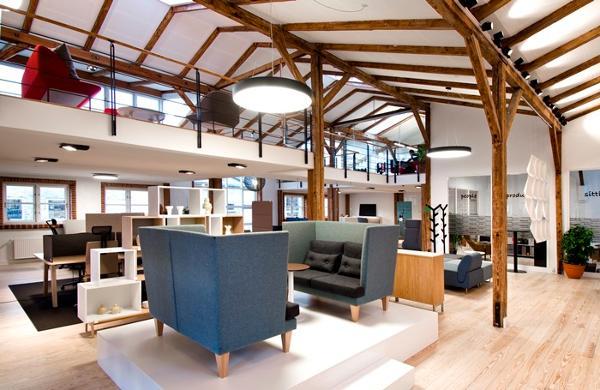 EFG opruster med nyt showroom i Århus C