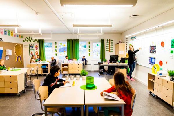Skoler - lokaler til lyse hoveder