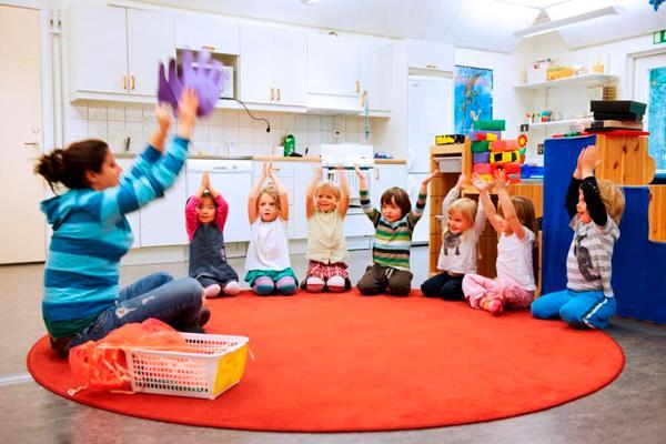 Børnehave - rum til leg og læring