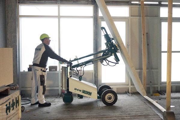 "Innovativ monterings-""lift"" præsenteres i ny udgave på BYGGERI'16"