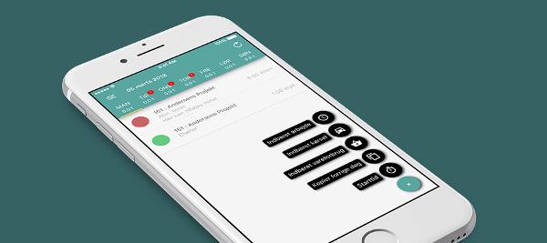 Ny og tidssvarende app til timeregistrering fra Intempus