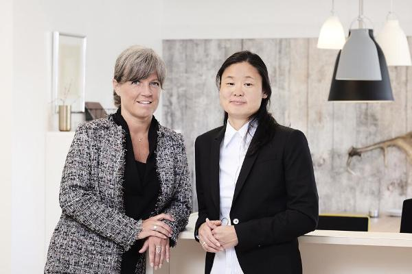 Nyt samarbejde mellem Danish Healthcare Design og Rumas