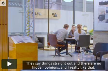 Indretningsarkitekt Sigrid Smetana fortæller om samarbejdet med DOKK16 Aarhus