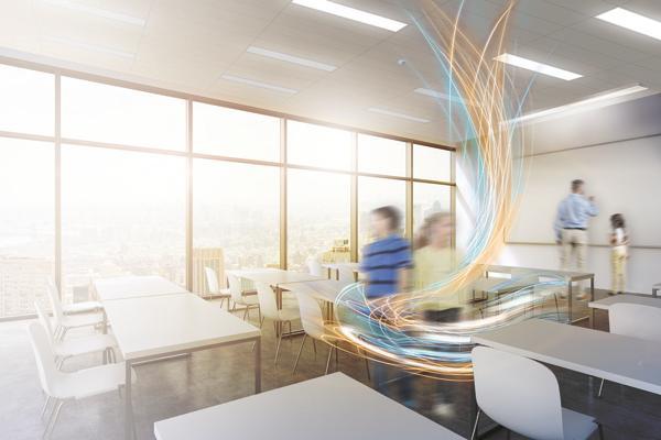 Intelligente belysningsløsninger til klasselokaler og patientrum