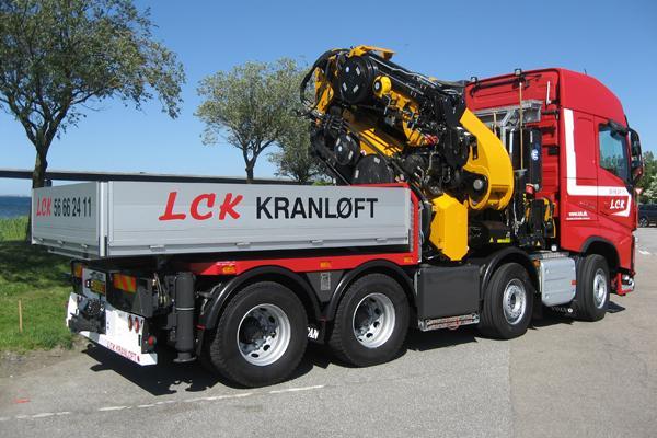 Lellinge Container & Kran A/S