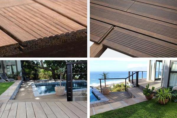 Moso miljørigtige bambusgulve og terrassebrædder