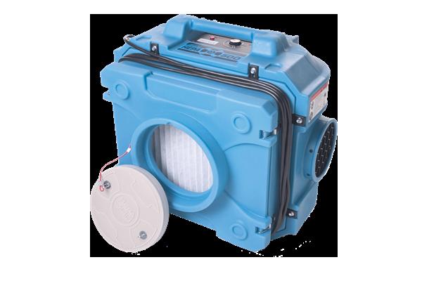 DefendAir HEPA500 Luftrensning