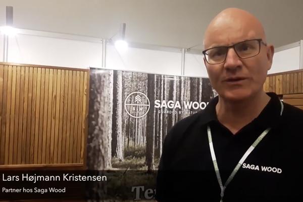 Interview med Saga Wood fra Building Green i Forum
