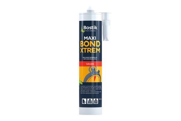 Bostik Maxi Bond Xtrem - bedst i test