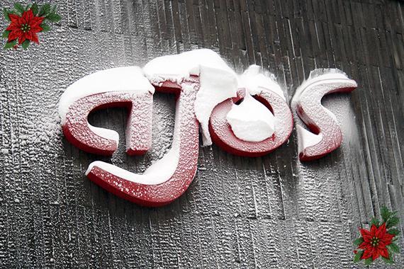 Glædelig jul fra Ajos
