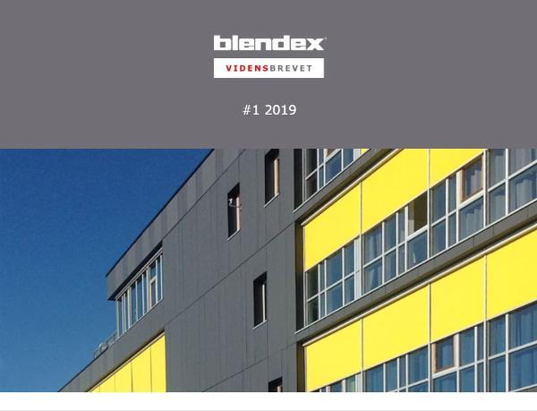 Blendex formidler viden til samarbejdspartnere