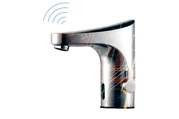 Nye armaturer med indbygget kommunikation optimerer drift og vedligeholdelse af bygninger