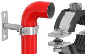 Flamco: RSA- og RSF-beslag til høj belastning