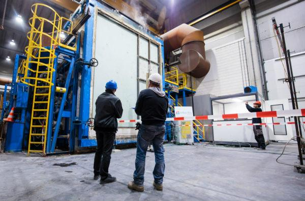 Vetrotech lancerer markedets største brandbeskyttende glas