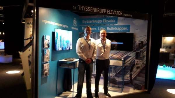 thyssenkrupp Elevator - Architect@work - Twin (Video)