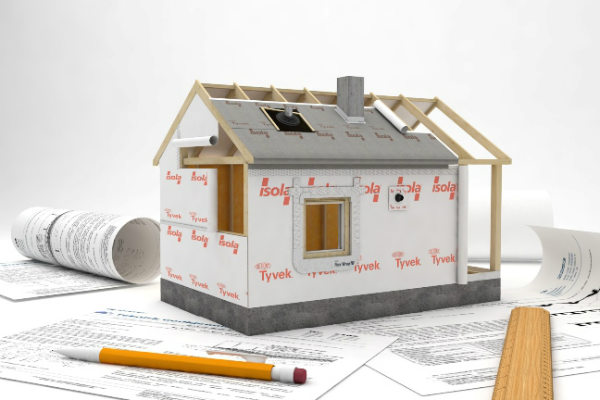 Tæt byggeri med ét sammenhængende koncept