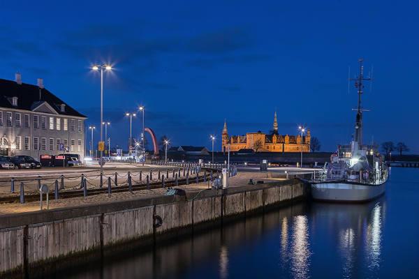 Intelligent belysning øger sikkerheden omkring Kulturværftet i Helsingør