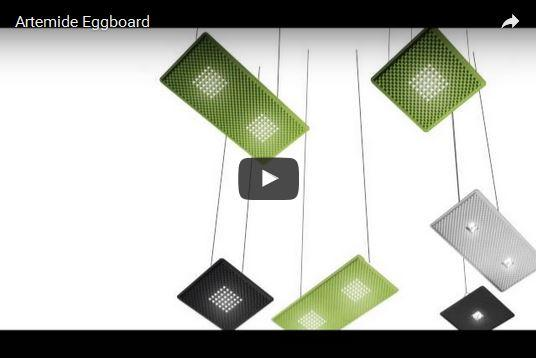 Artemide Eggboard (VIDEO)
