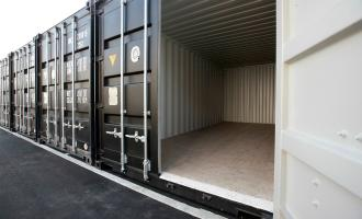 Containere til salg