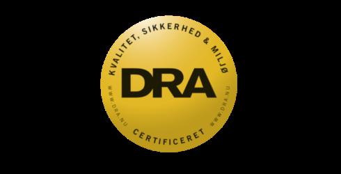 Platform.as er DRA certificeret