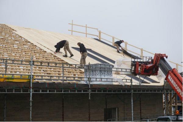 Et-lags tagbelægning giver fordele for tømrerfirmaer