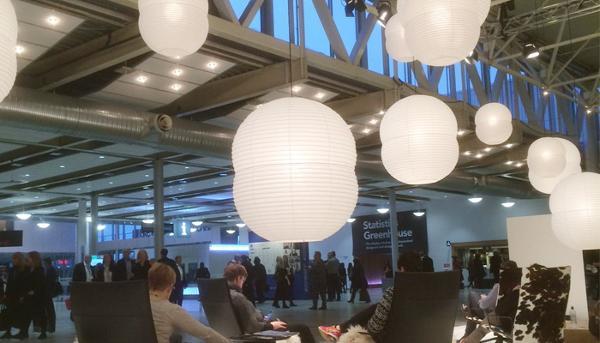 Barber & Osgerby på Stockholm Furniture & Light Fair