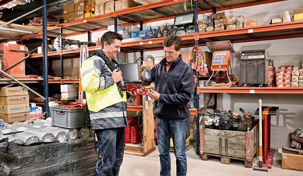 Få overblik over alt dit værktøj og materiel med nyt system fra Hilti