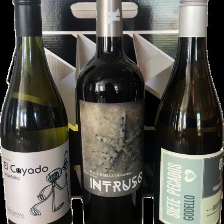 De Peizer Hopbel Wijnwinkel: vakantiebox Spanje