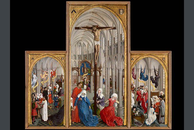 Weyden sept sacrements