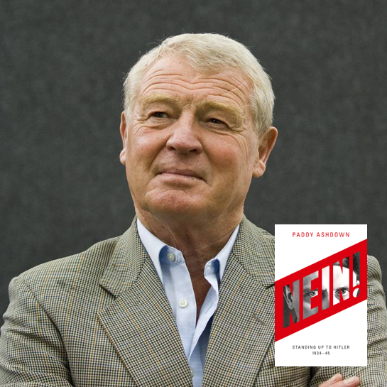 Paddy Ashdown Nein! Standing up to Hitler, 1935–1944