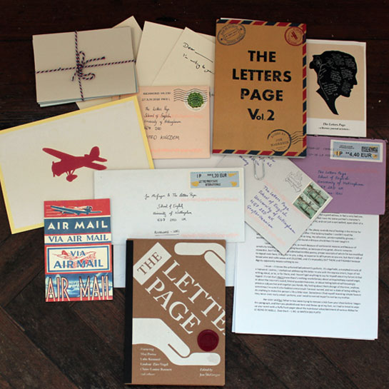 The Lost Art of Letter Writing Workshop