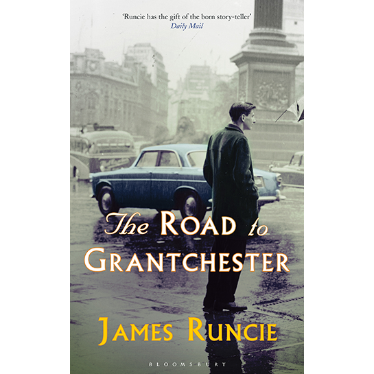 James Runcie: The Road to Grantchester