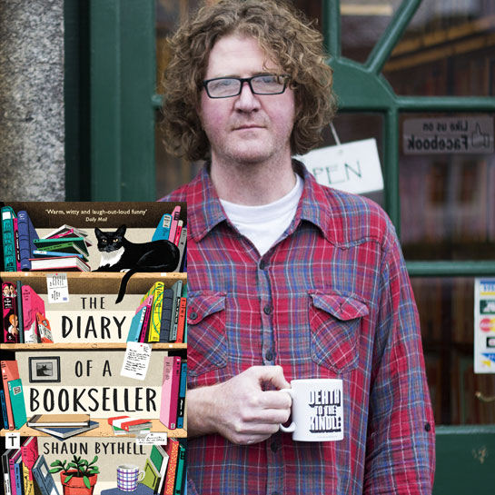 The Diary of a Bookseller - Shaun Bythell and The Bookshop Band