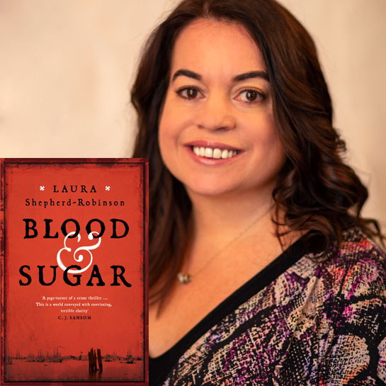 Debut Author: Laura Shepherd-Robinson