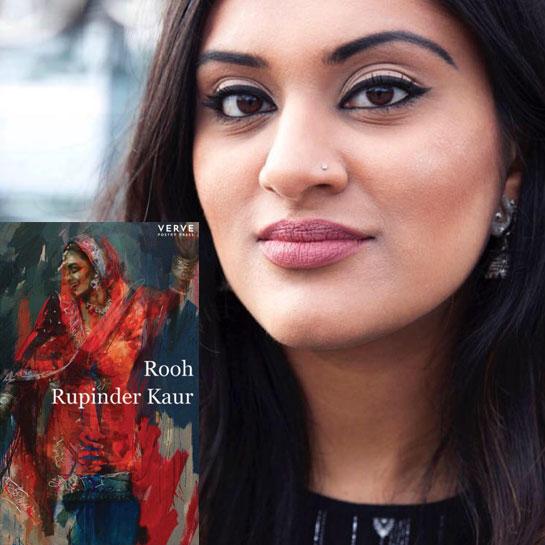 Poetry with Rupinder Kaur & Nafeesa Hamid