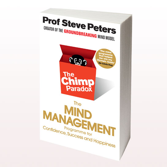 Professor Steve Peters: Managing the Mind Marketing Derby Breakfast Event