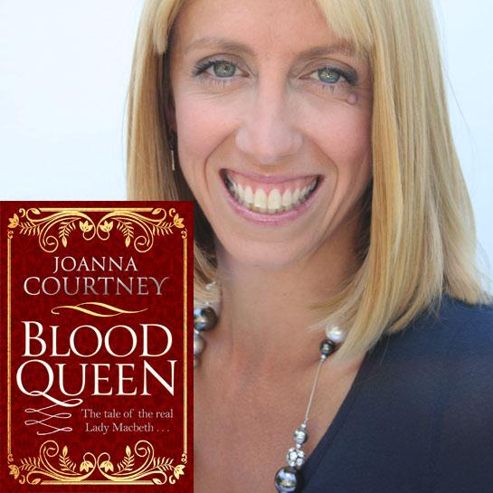 Joanna Courtney: Blood Queen