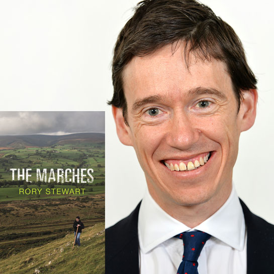 Festival Lunch with Rory Stewart MP