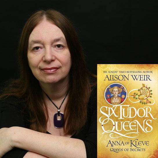 Alison Weir: Anna of Kleve: Queen of Secrets