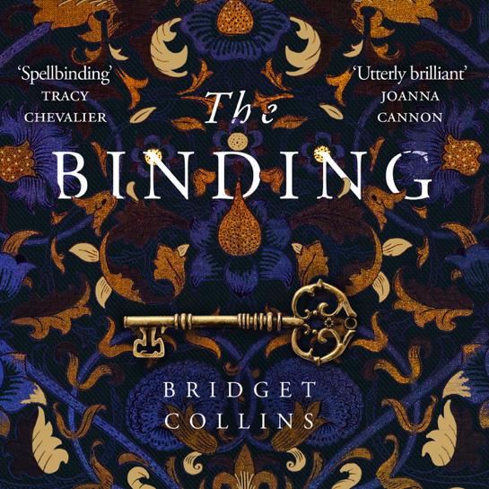 Debut Author: Bridget Collins: The Binding