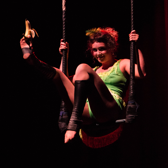 Closing Event: A Night of Circus and Cabaret