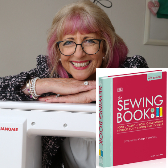 Alison Smith MBE: The Sewing Book