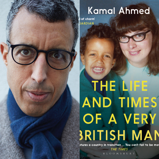 Kamal Ahmed: The Life and Times of a Very British Man