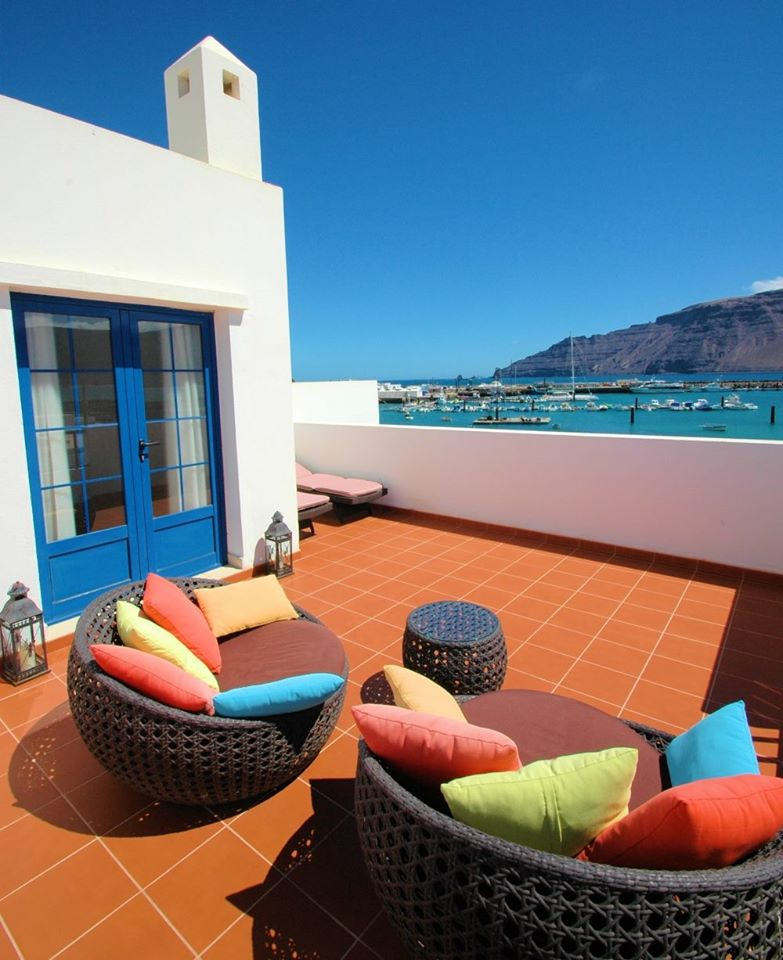 Suite IVANGA BLUE en La Graciosa