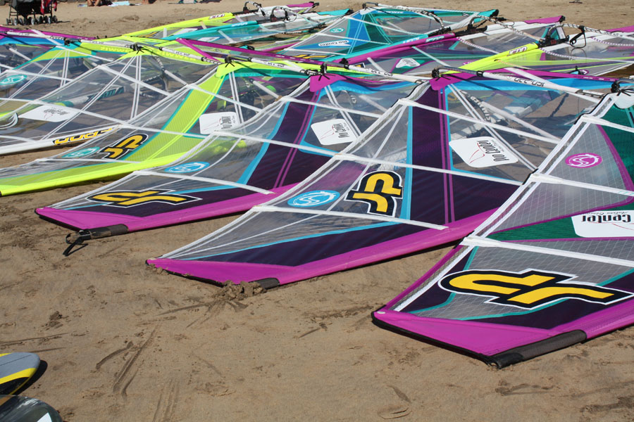 CURSO DE WINDSURF NIVEL INTERMEDIO 5 DIAS
