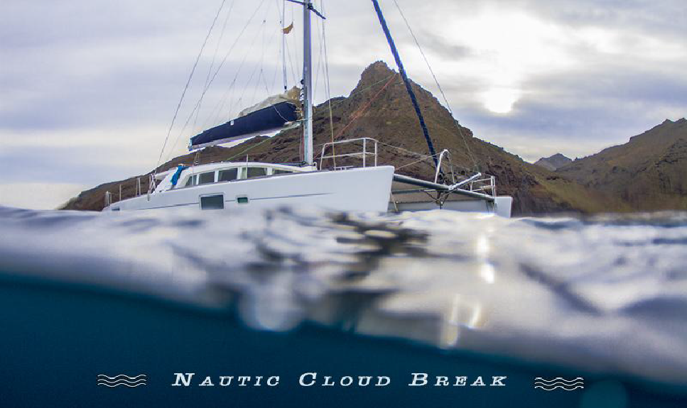 Alquiler 8 horas CATAMARAN LAGOON 440 (CLOUDBREAK)