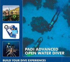 ADVANCED OPEN WATER DIVER PADI