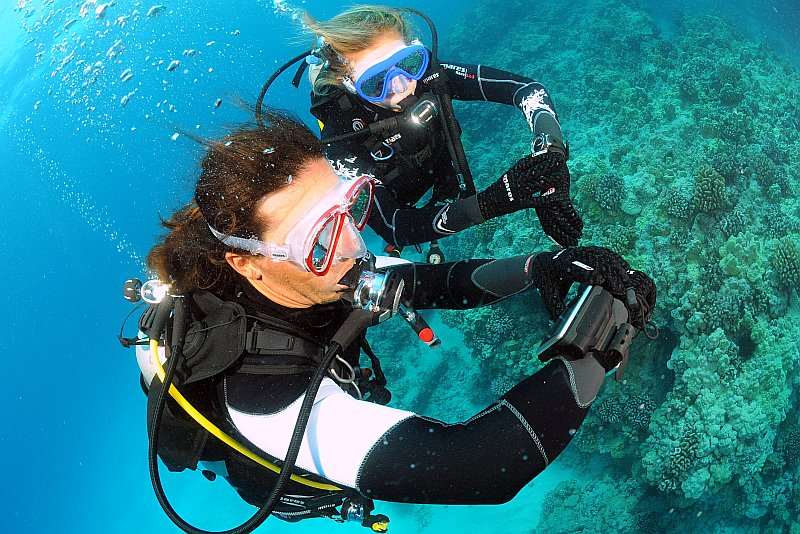 DISCOVER SCUBA DIVING - BAUTIZO 2 inmersiones